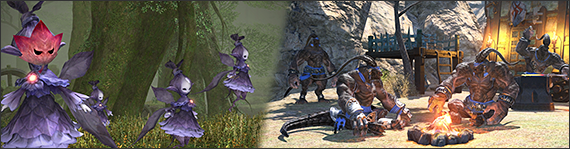 FFXIV News - Beast Tribe Quest Preview