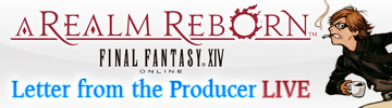 "FFXIV News - The ""Letter from the Producer LIVE Part VIII"" Video & Q&A Released!"