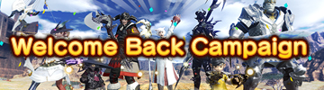 FFXIV News - To Our Players Returning through the Welcome Back Campaign