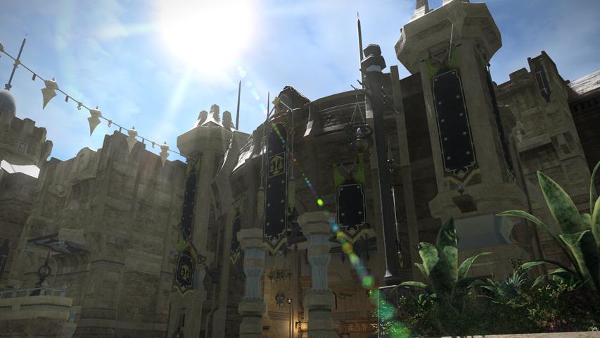 Ul'dah - Maps | FFXIV: A Realm Reborn Info (FF14)