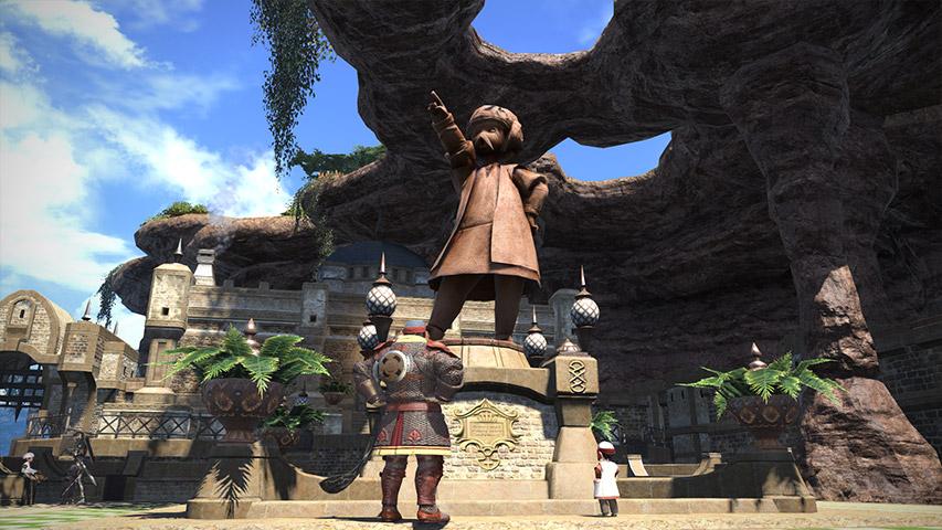 Screenshots for FFXIV: Heavensward | FFXIV Info (Final