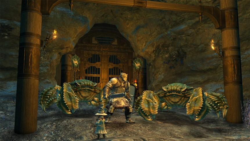 Screenshots for FFXIV: Heavensward | FFXIV Info (Final Fantasy XIV)