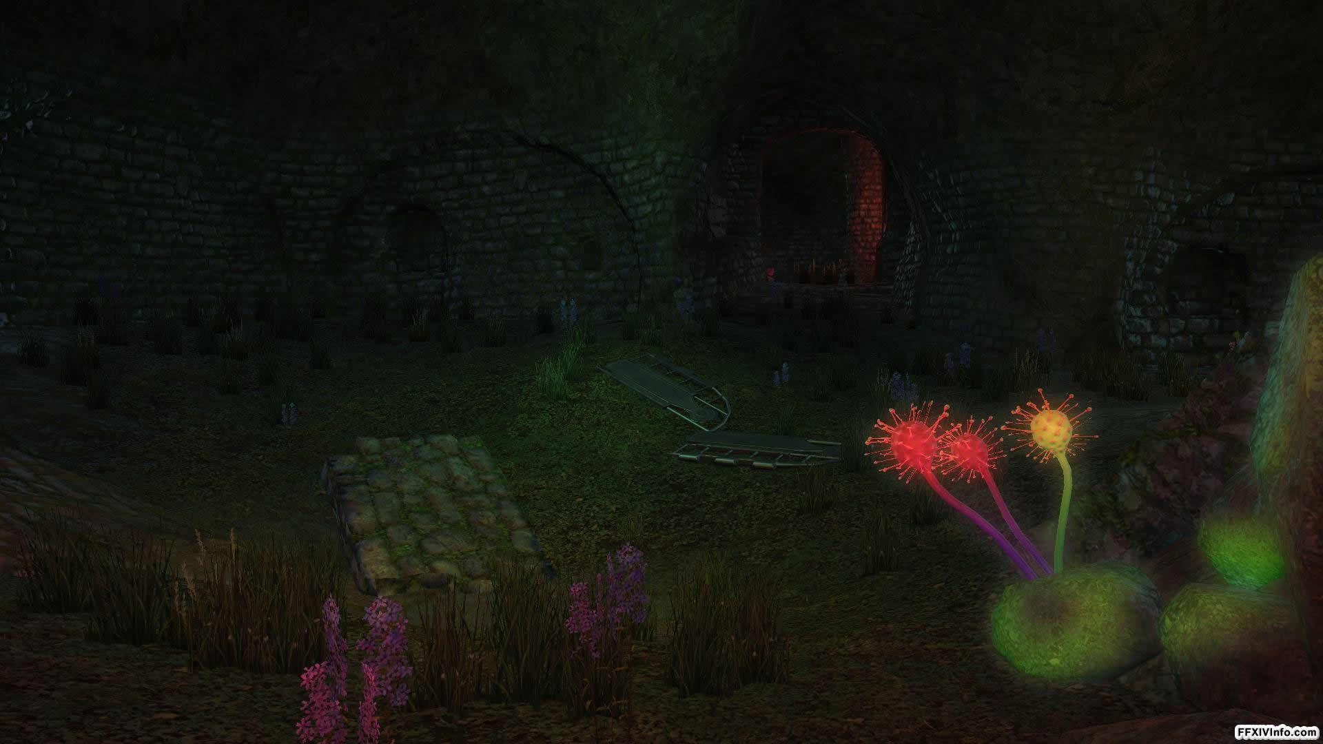 Thousand Maws of Toto-Rak - Maps | FFXIV: A Realm Reborn Info (FF14)