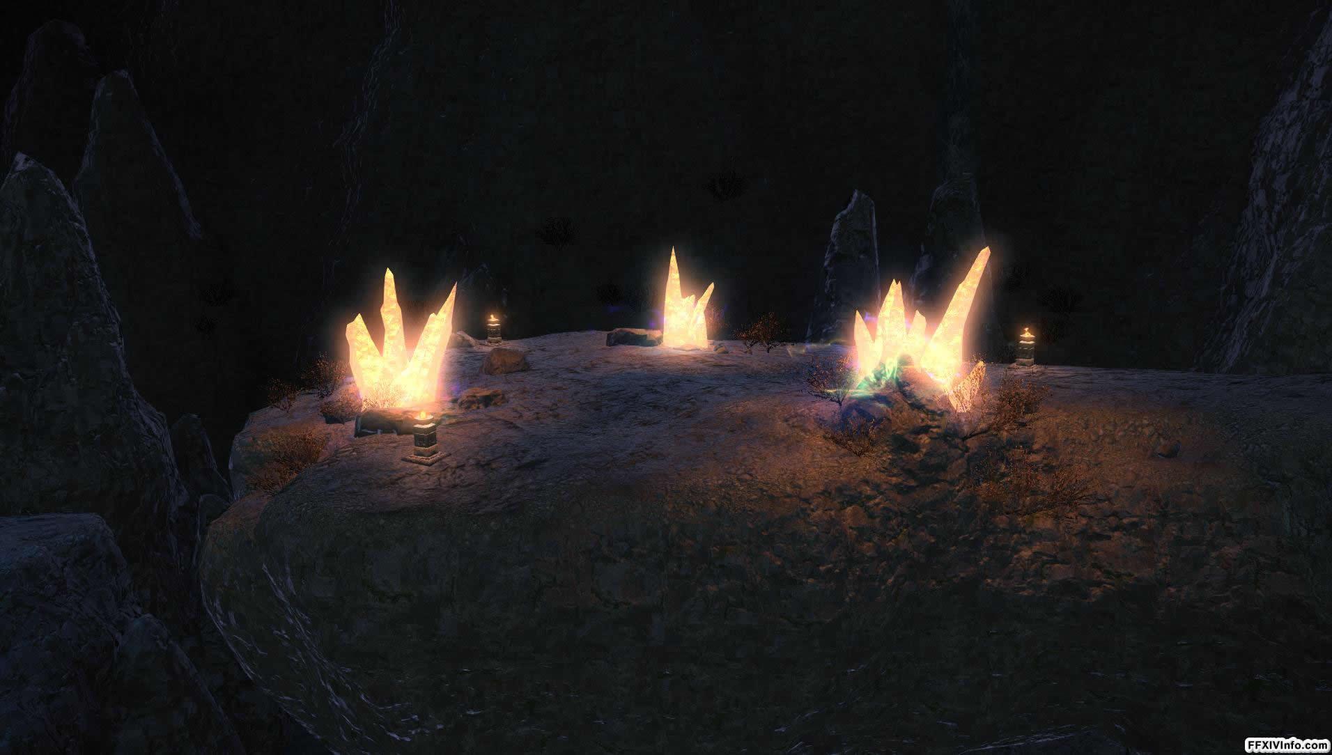 Dzemael Darkhold - Maps | FFXIV: A Realm Reborn Info (FF14)