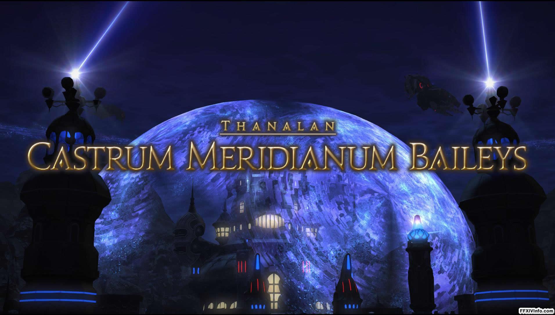 FFXIV - Castrum Meridianum