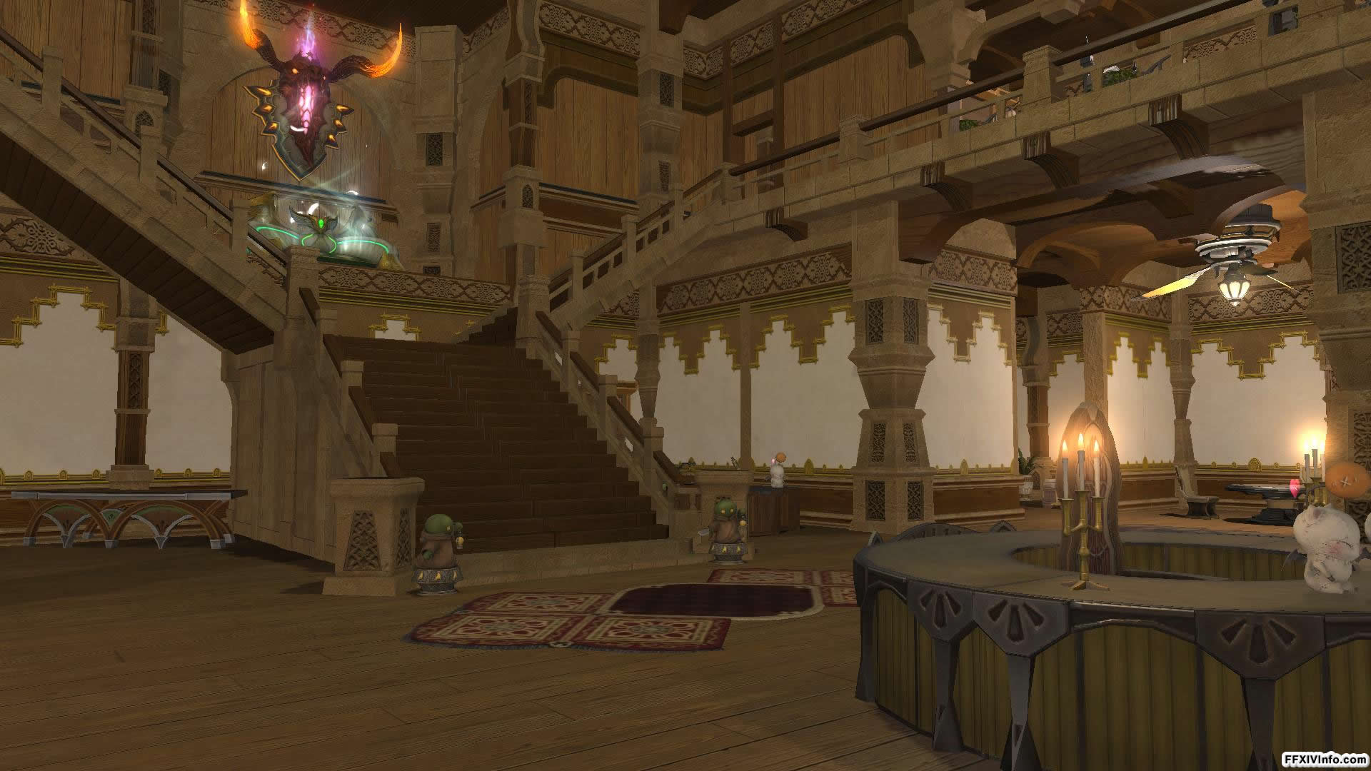 The Goblet Player Housing Maps Ffxiv A Realm Reborn
