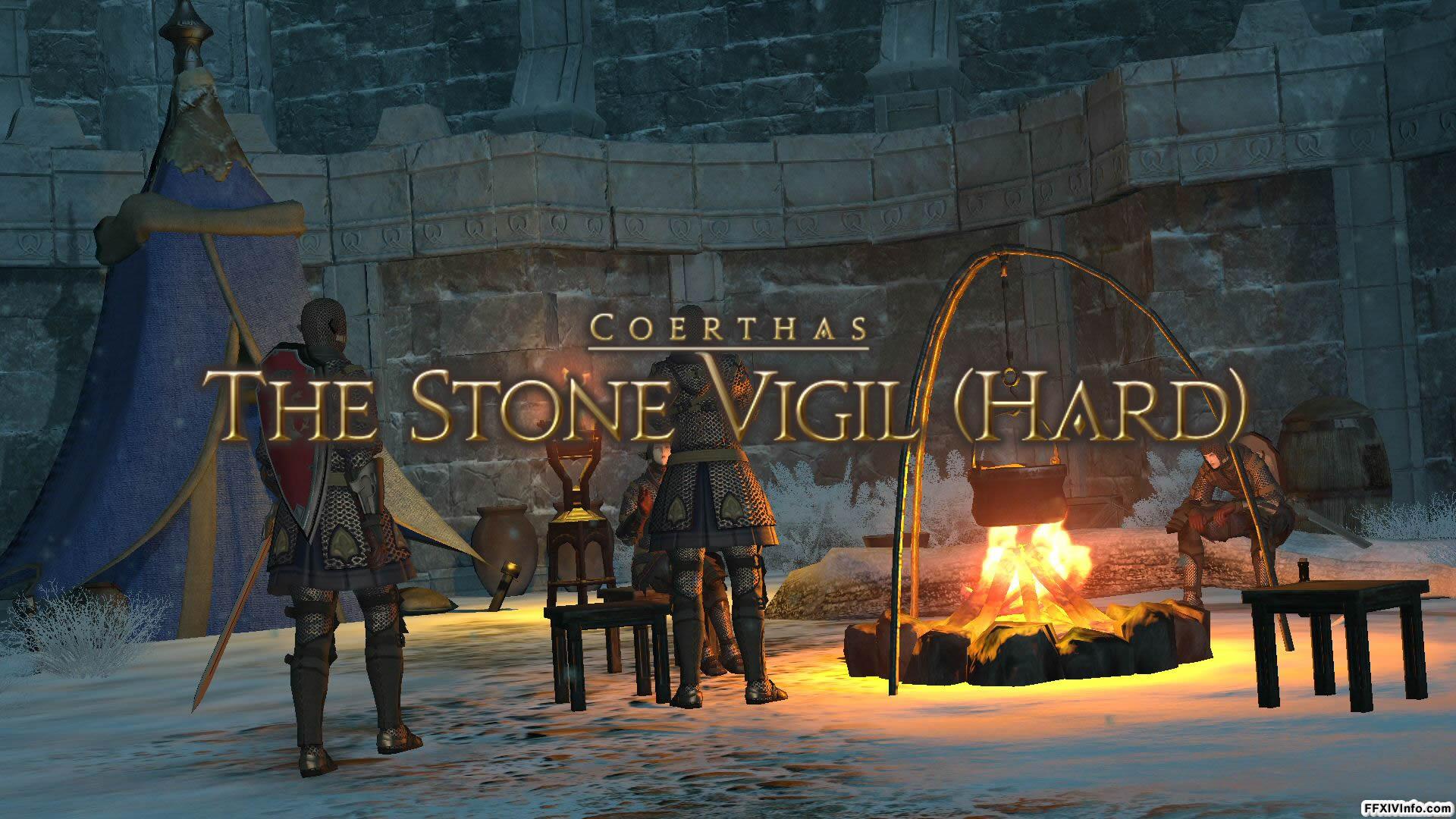Stone Vigil Hard Mode - Guide, Loot & Maps   FFXIV: A Realm