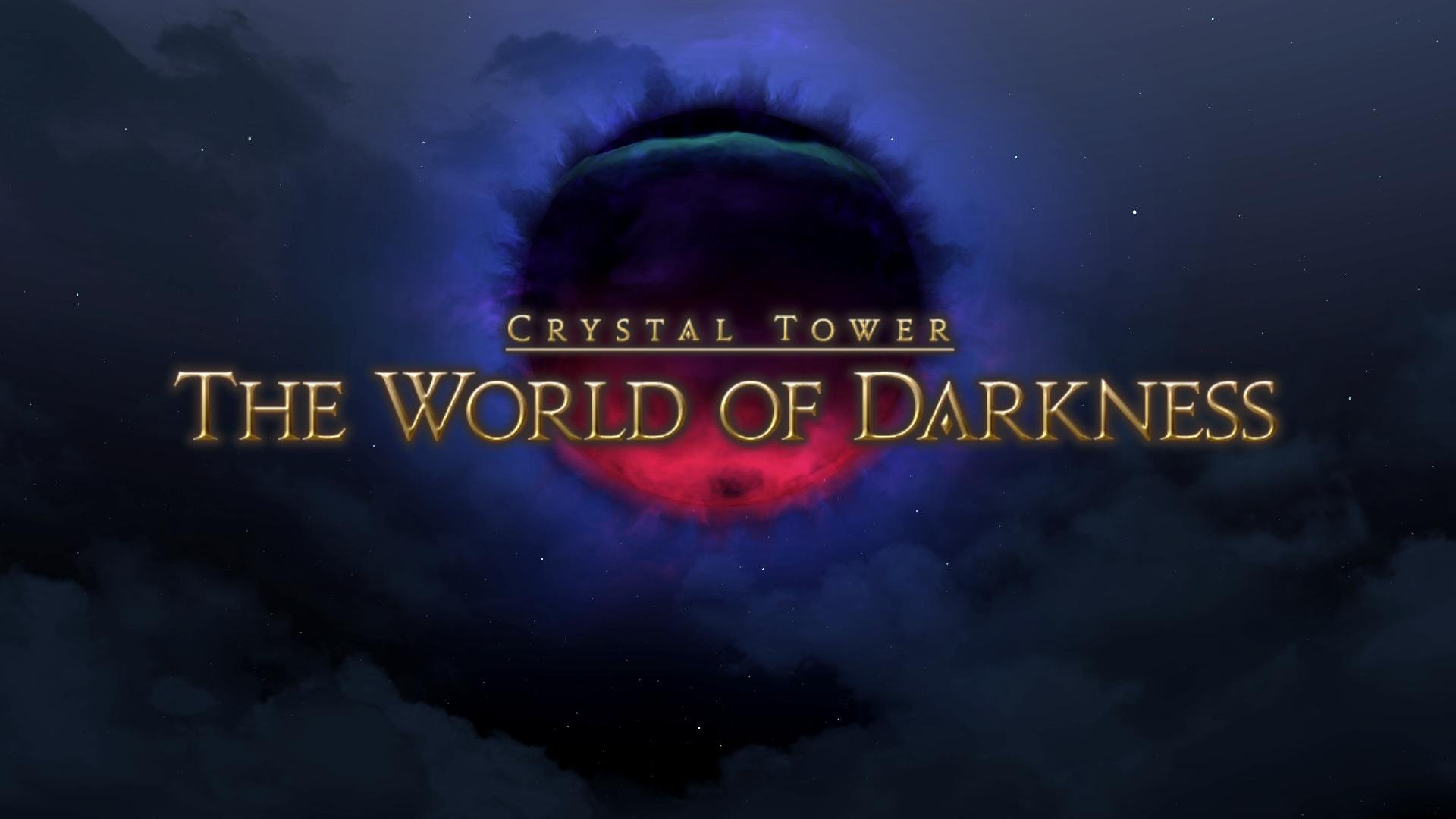 Crystal Tower: The World of Darkness - Guide, Loot, map