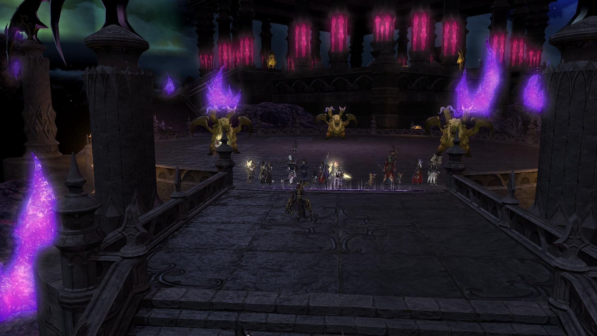 Crystal Tower: The World of Darkness - Guide, Loot, map | FFXIV: A