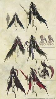 FFXIV V2 - Monsters